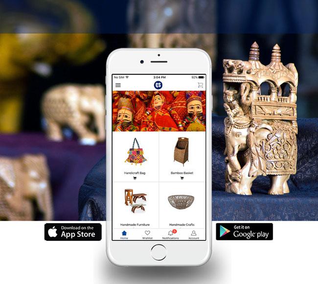 E-commerce-online-store-handicraft