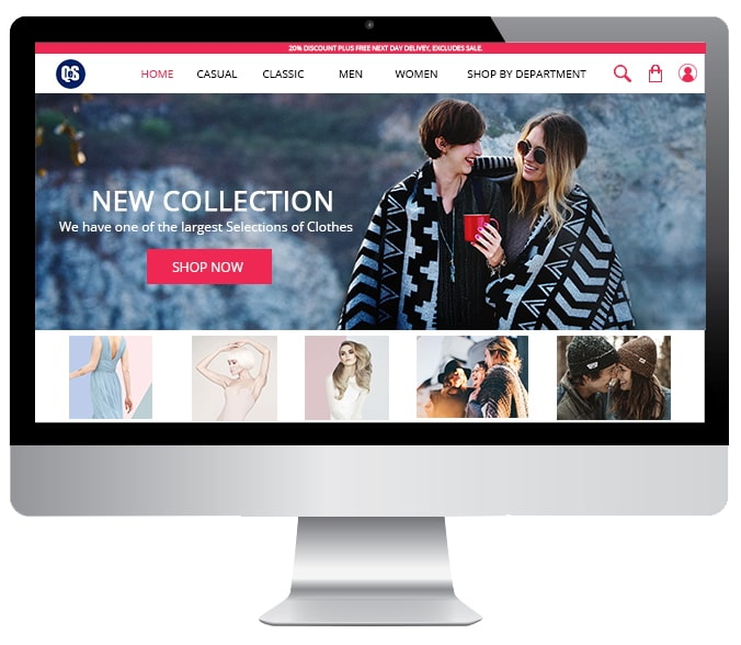 fashion-webstore