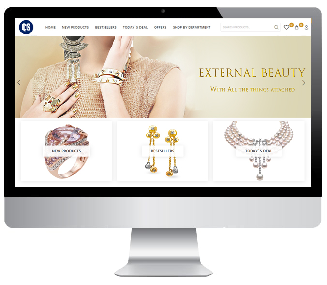 jewellery-online-webstore
